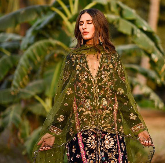 Sana Salman Rafi Wedding Couture Collection 2019 (6)