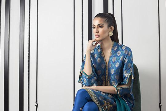 Sania Maskatiya Luxury Embroidered Dresses Collection Inara 2019 (10)