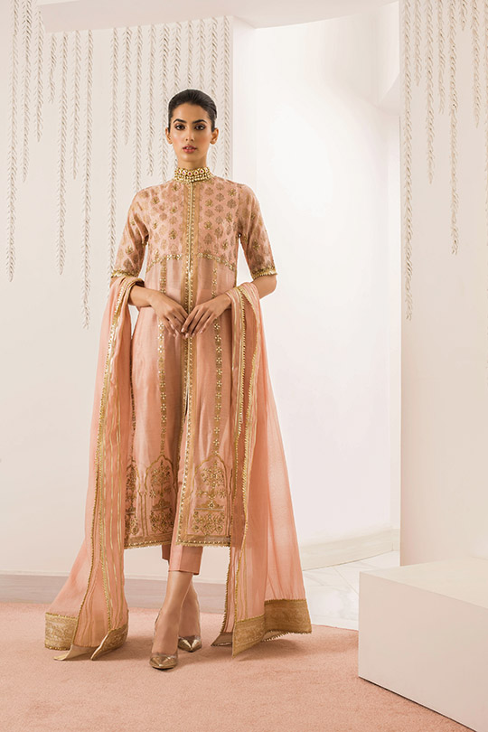 Sania Maskatiya Luxury Embroidered Dresses Collection Inara 2019 (6)