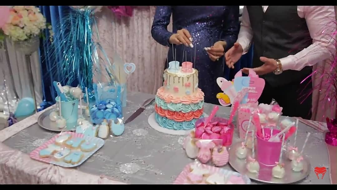 Sham Idress and Sehar Baby Shower Event Images (13)