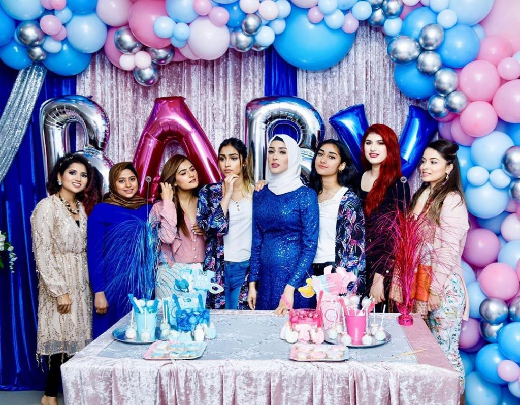 Sham Idress and Sehar Baby Shower Event Images (22)