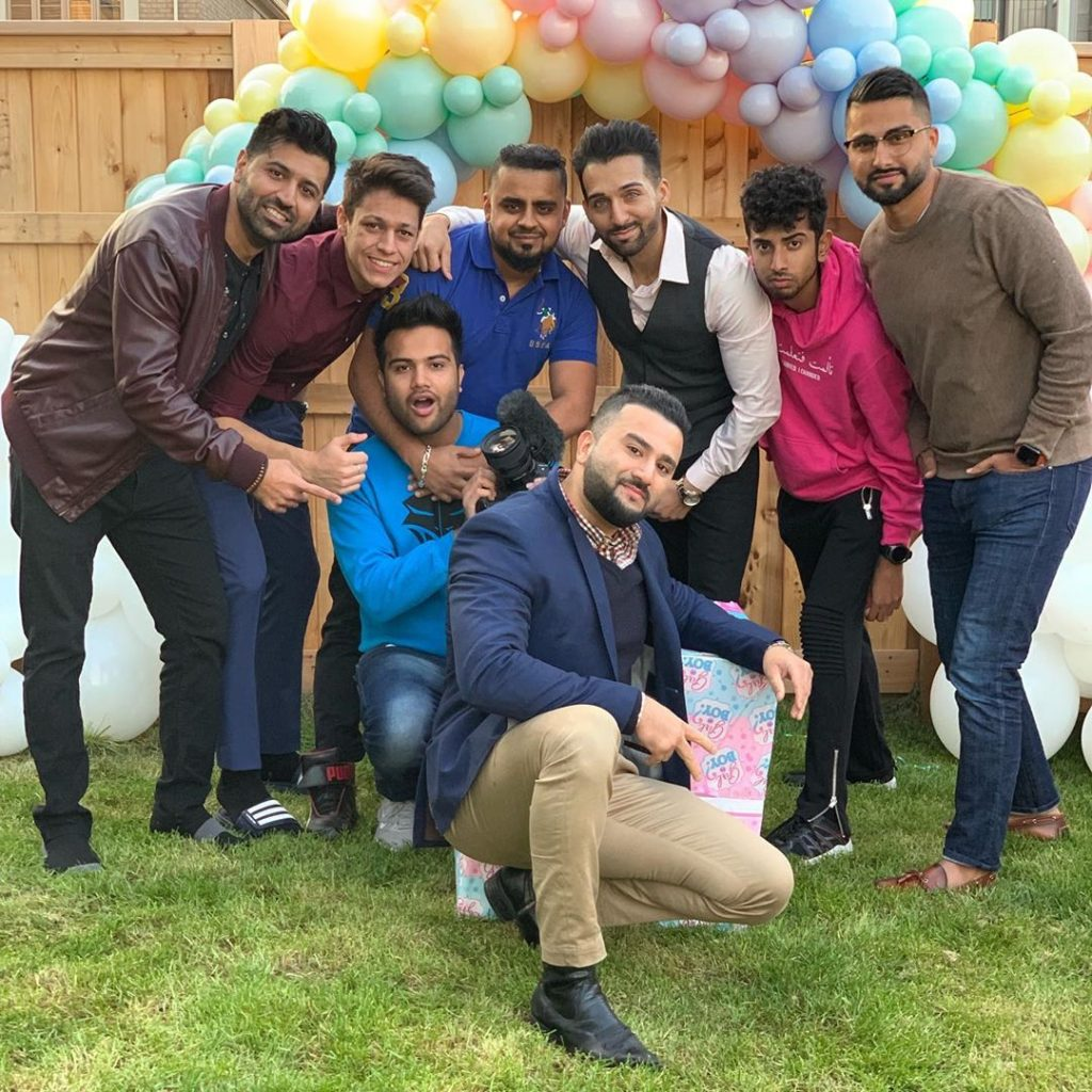 Sham Idress and Sehar Baby Shower Event Images (25)