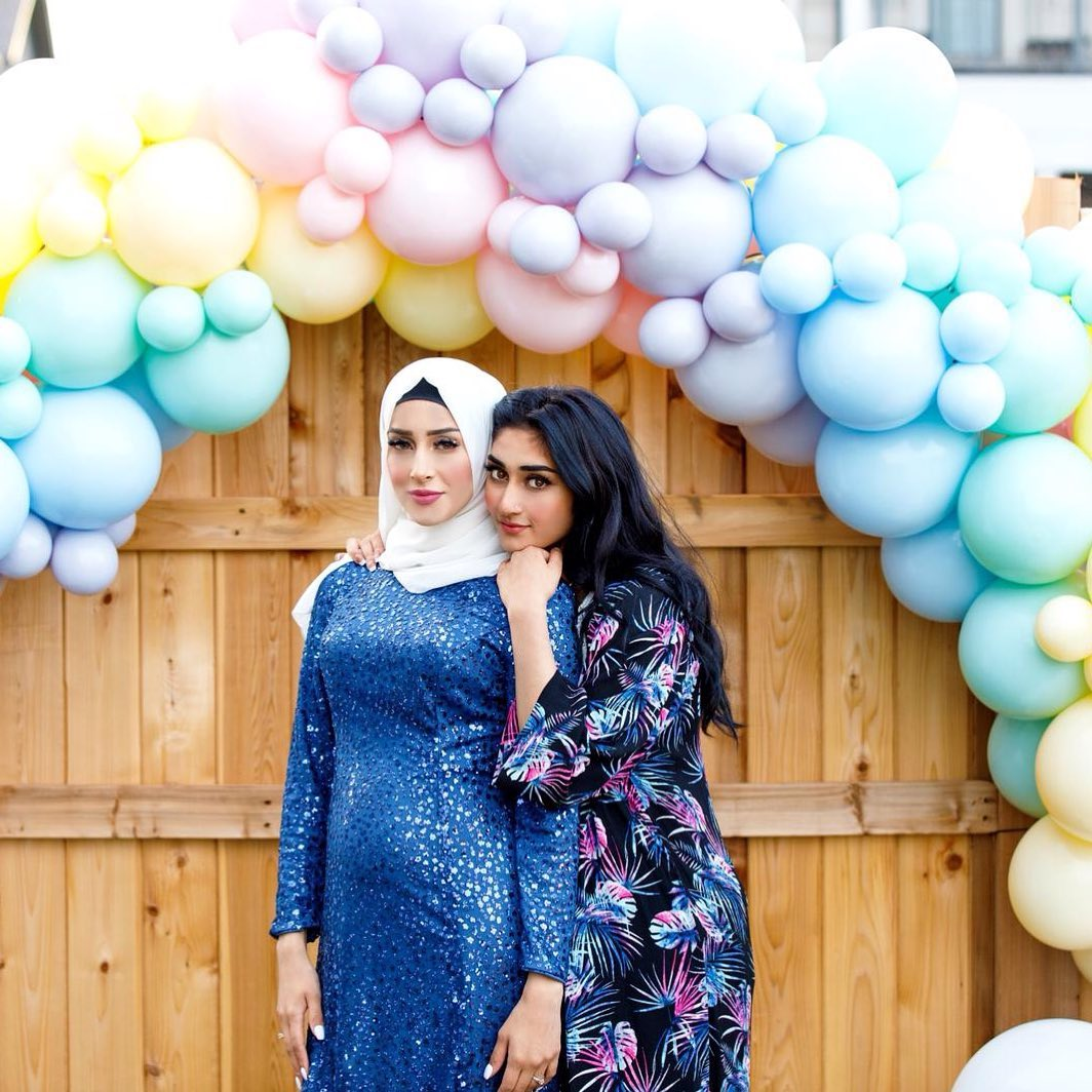 Sham Idress and Sehar Baby Shower Event Images (31)