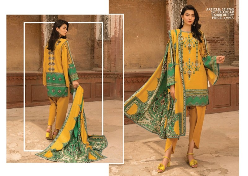Warda Winter Unstitched Womens Wear Collection 2019-20 (2)