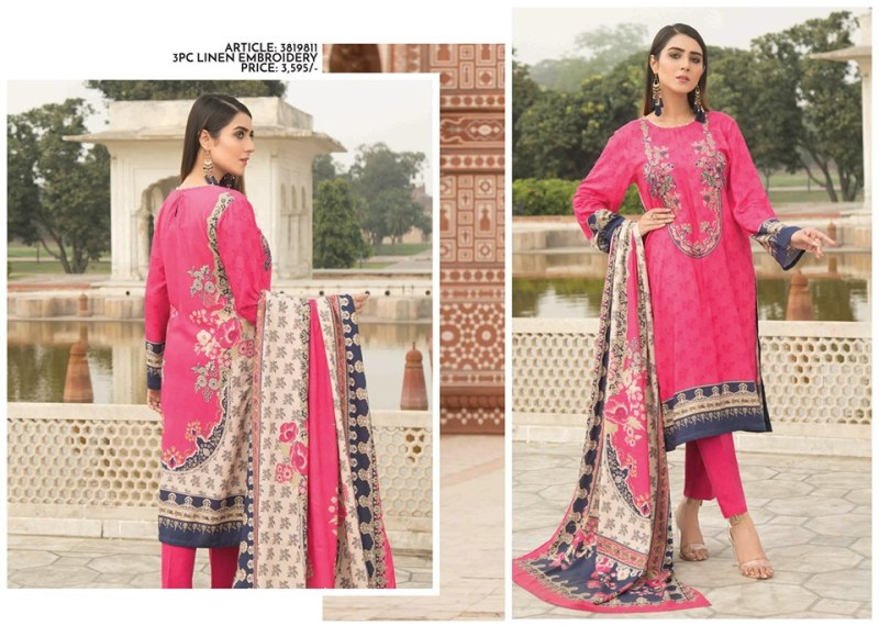 Warda Winter Unstitched Womens Wear Collection 2019-20 (3)