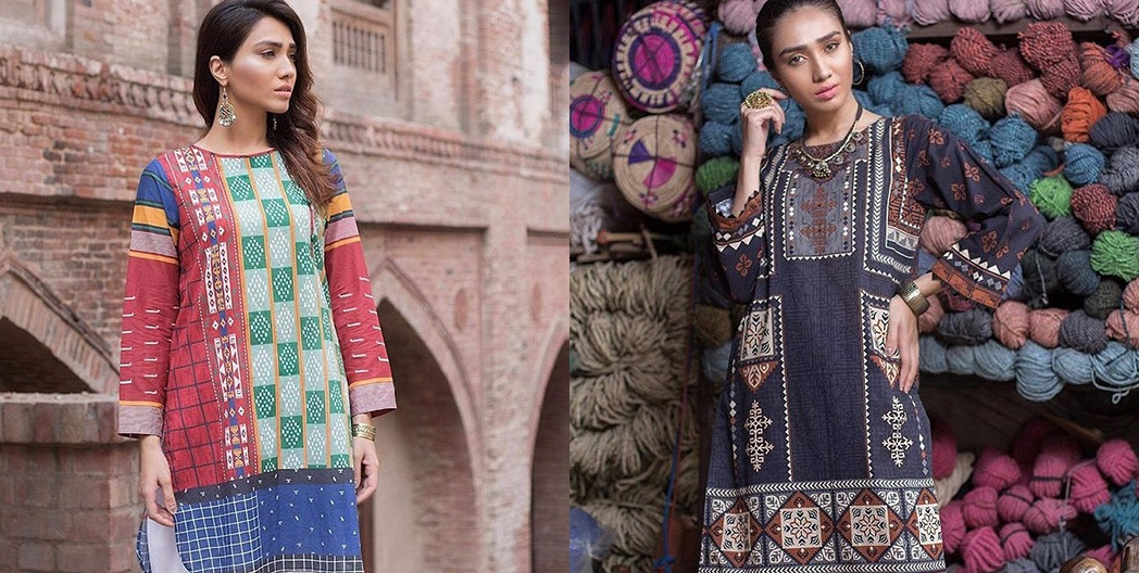 Winter Casual Pret Wear Collection 2019 By Zeen (1)