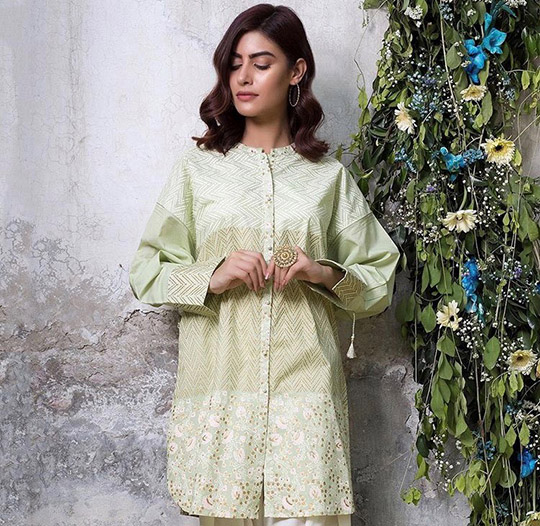 Winter Casual Pret Wear Collection 2019 By Zeen (2)
