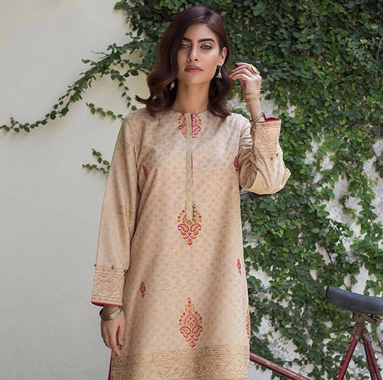 Winter Casual Pret Wear Collection 2019 By Zeen (3)