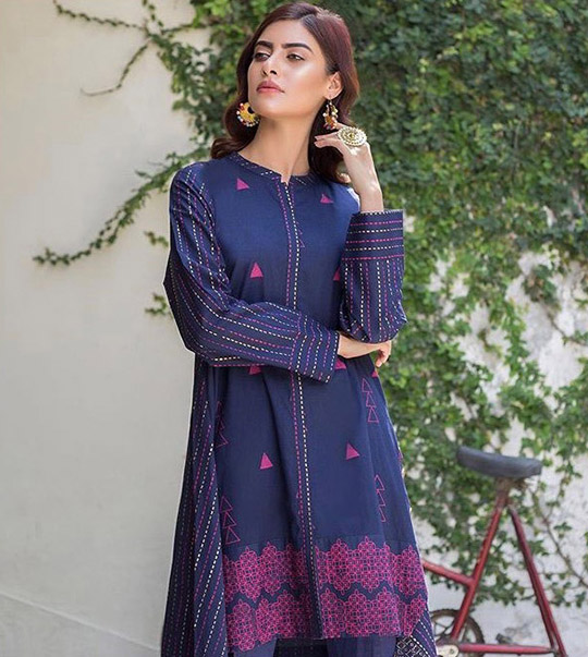 Winter Casual Pret Wear Collection 2019 By Zeen (4)