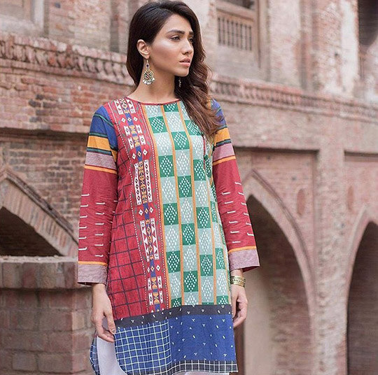 Winter Casual Pret Wear Collection 2019 By Zeen (5)