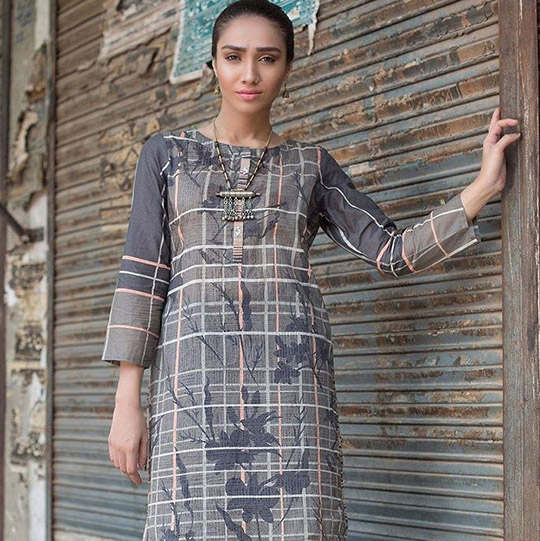 Winter Casual Pret Wear Collection 2019 By Zeen (7)