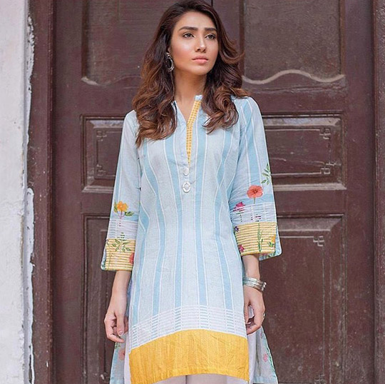 Winter Casual Pret Wear Collection 2019 By Zeen (8)