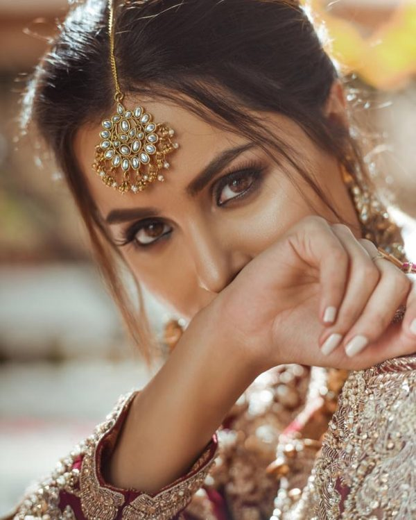Anamta Couture Latest Bridal Photo Shoot of Actress Nimra Khan (3)