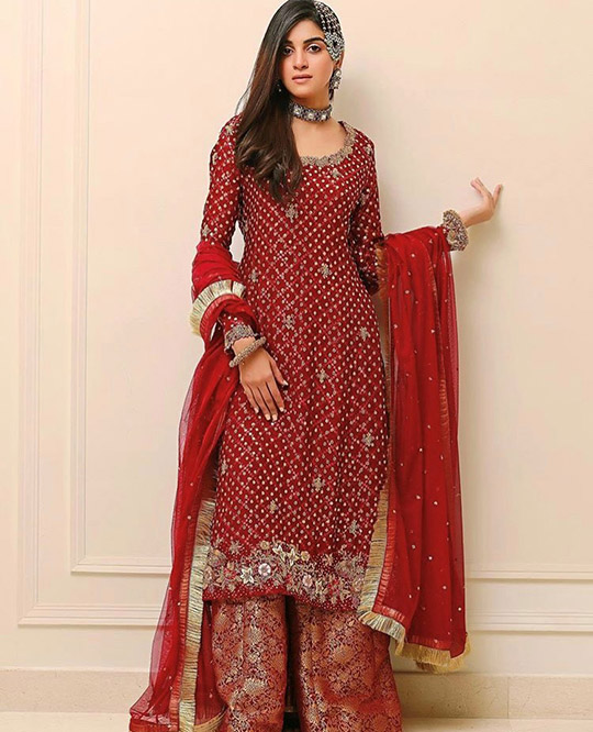 Ansab Jahangir Winter Wedding Luxury Formals 2019-20 (2)
