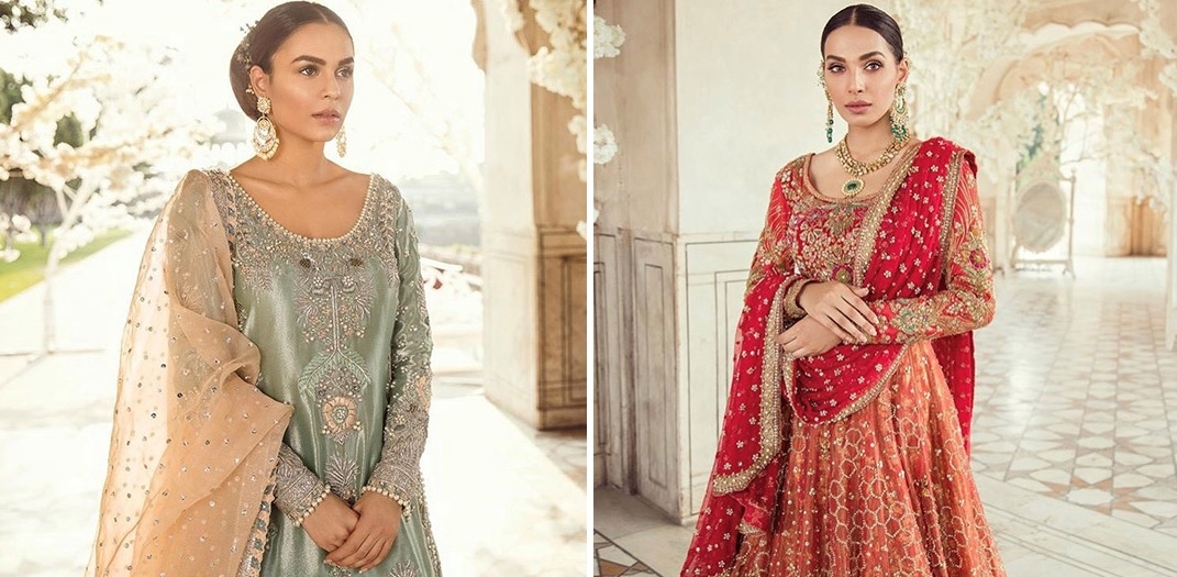 Bridal Fromal Wedding Wear Collection 2019-20 By Tena Durrani (1)