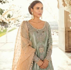 Bridal Fromal Wedding Wear Collection 2019-20 By Tena Durrani (8)
