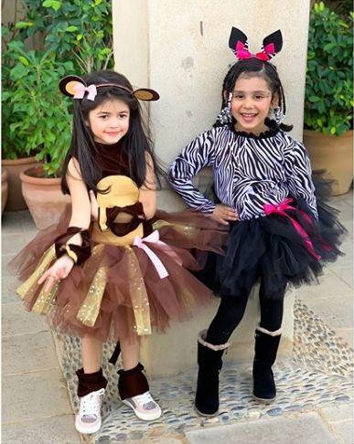 Danish Taimoor & Ayeza Khan Daughter Hoorain Pictures (6)