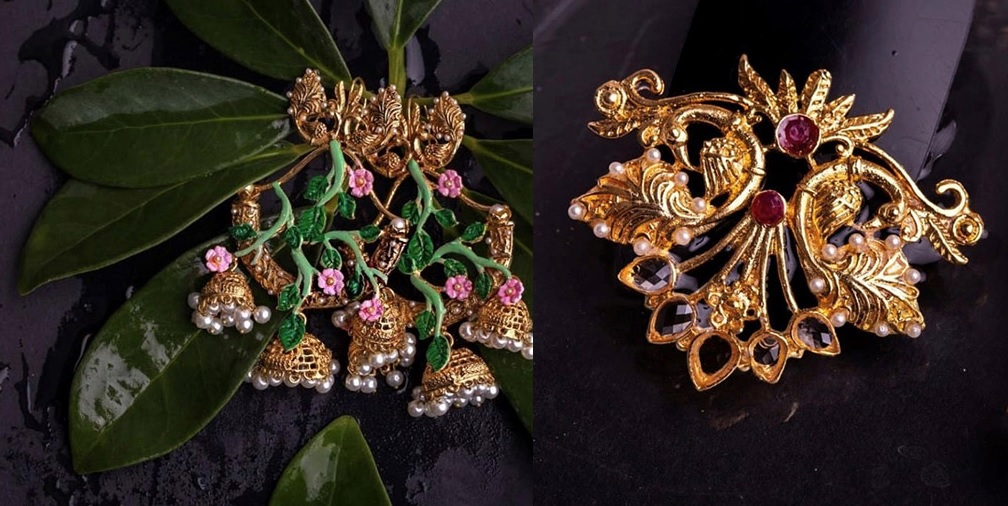 Esfir Jewels Womens Wedding Event Fashion Accessories 2019-20 (1)