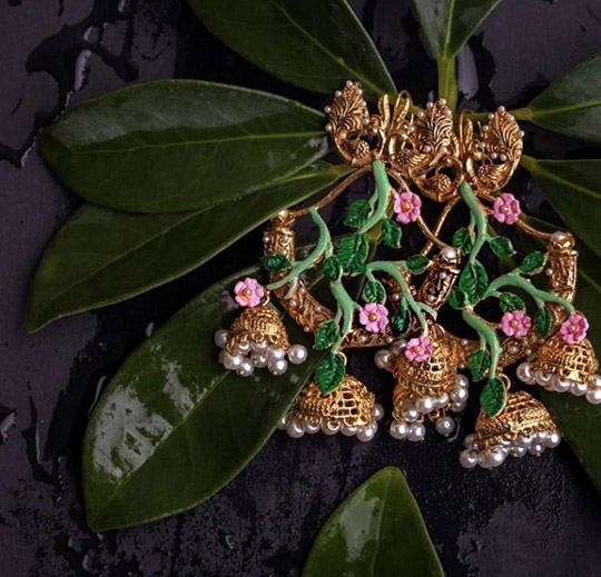 Esfir Jewels Womens Wedding Event Fashion Accessories 2019-20 (2)
