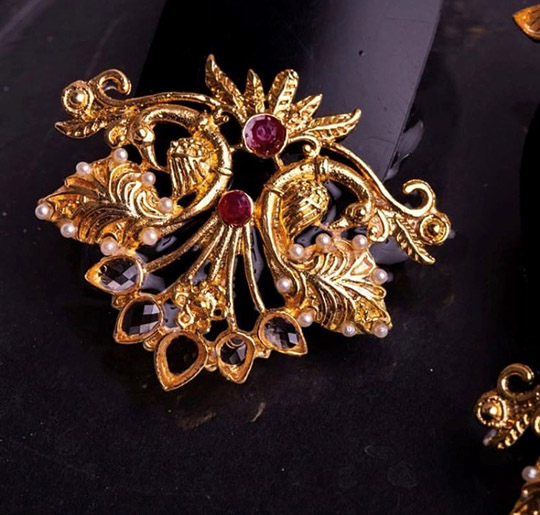 Esfir Jewels Womens Wedding Event Fashion Accessories 2019-20 (7)