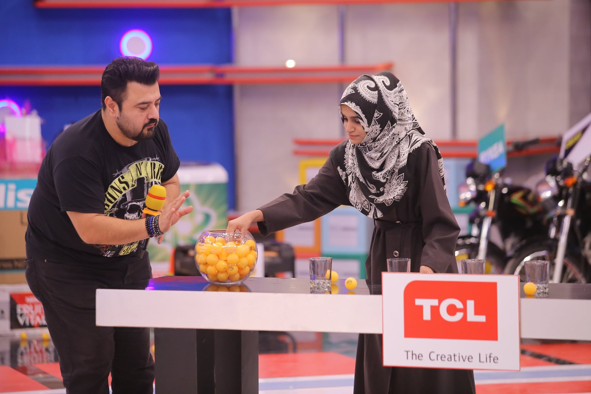 Famous Celebrities Spotted at Jeeto Pakistan Gyara Gyara 11-11 Special Show (14)