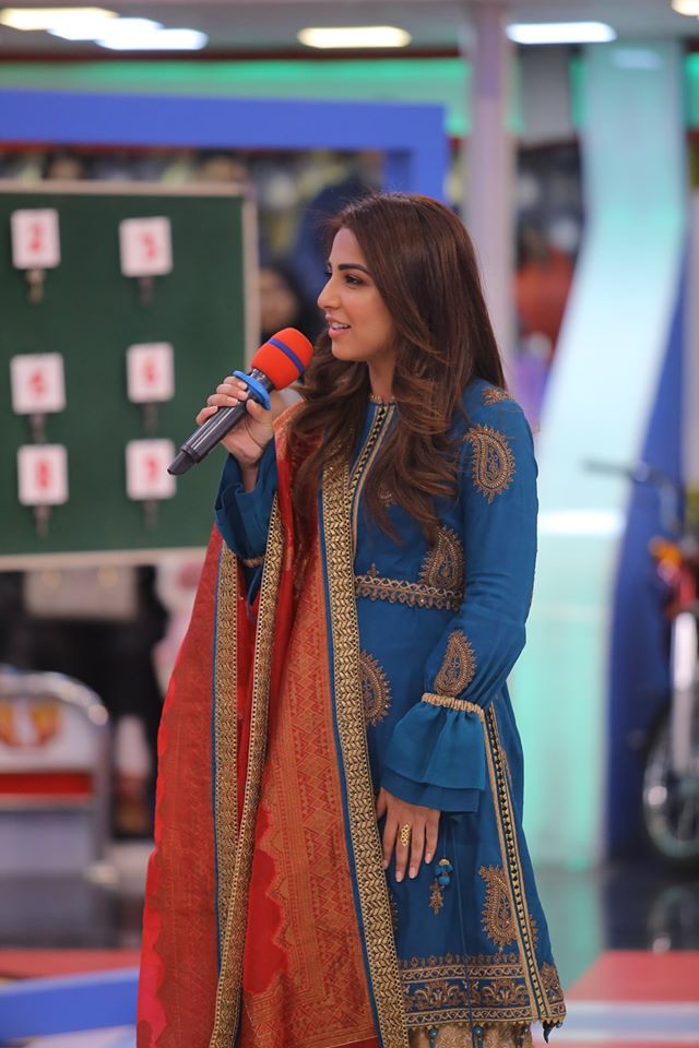 Famous Celebrities Spotted at Jeeto Pakistan Gyara Gyara 11-11 Special Show (9)
