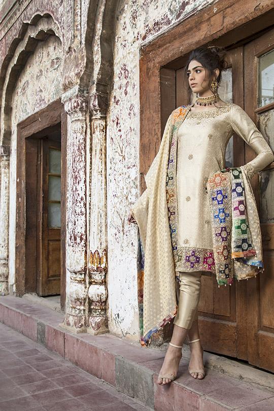 Glamorous Winter Formals Collection 2019-20 By Natasha Kamal (1)