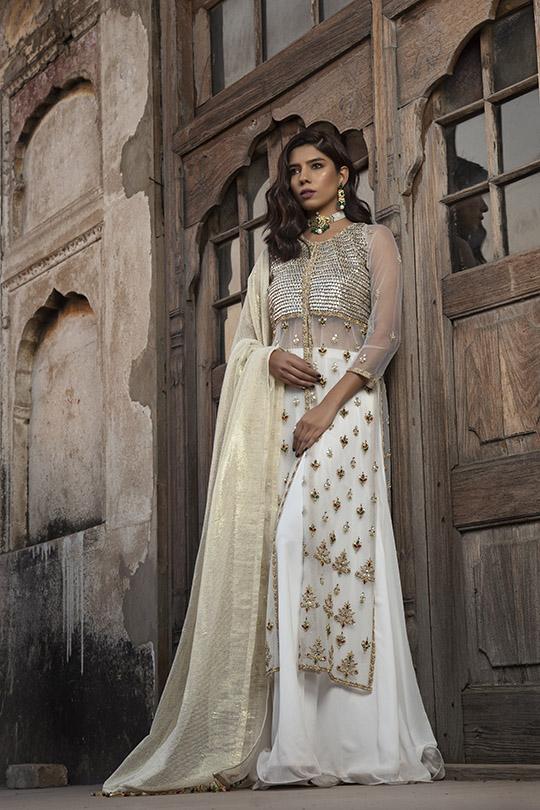 Glamorous Winter Formals Collection 2019-20 By Natasha Kamal (15)