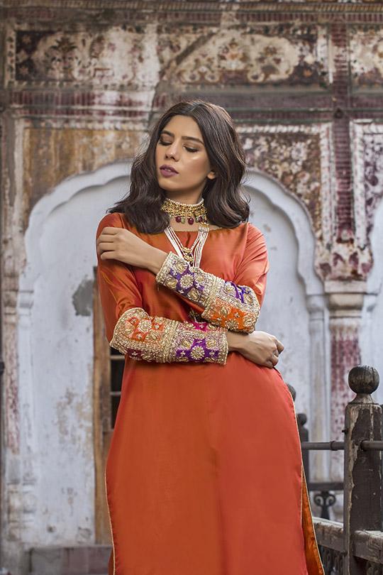 Glamorous Winter Formals Collection 2019-20 By Natasha Kamal (17)