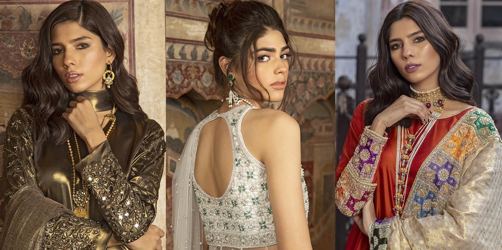 Glamorous Winter Formals Collection 2019-20 By Natasha Kamal (19)
