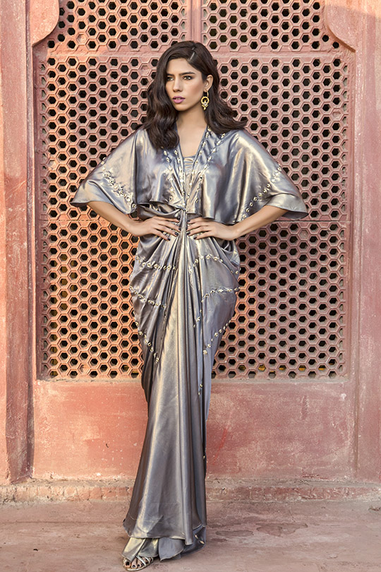 Glamorous Winter Formals Collection 2019-20 By Natasha Kamal (3)