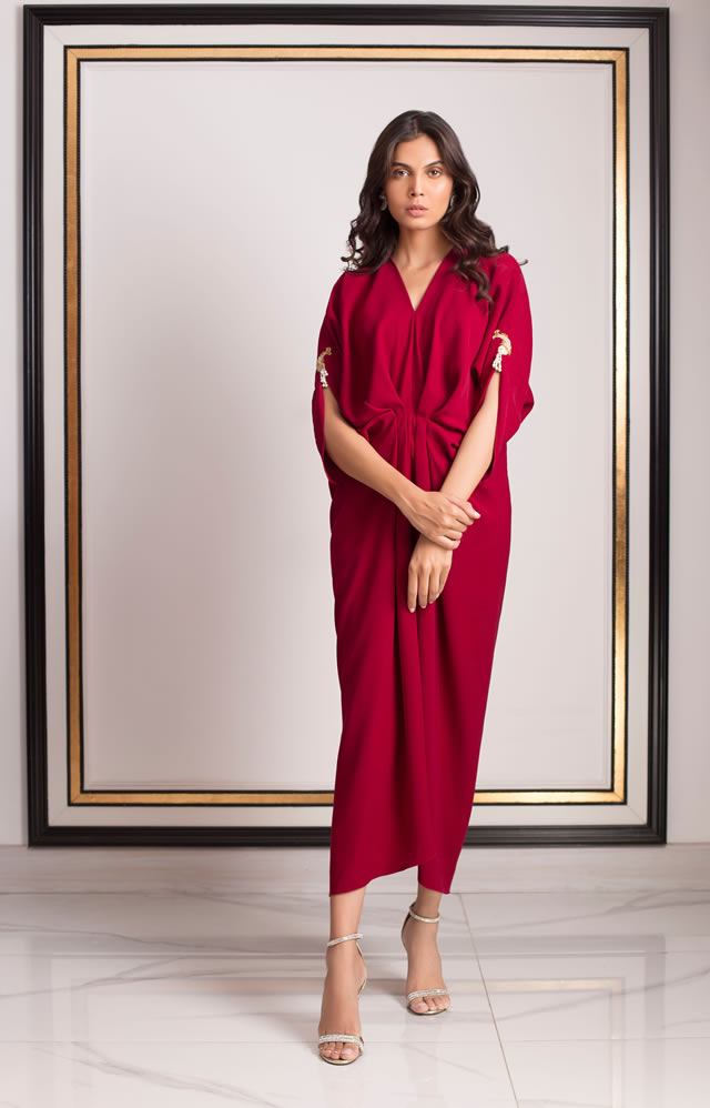 INARA Winter Luxury Collection 2019-20 By Sania Maskatiya (7)