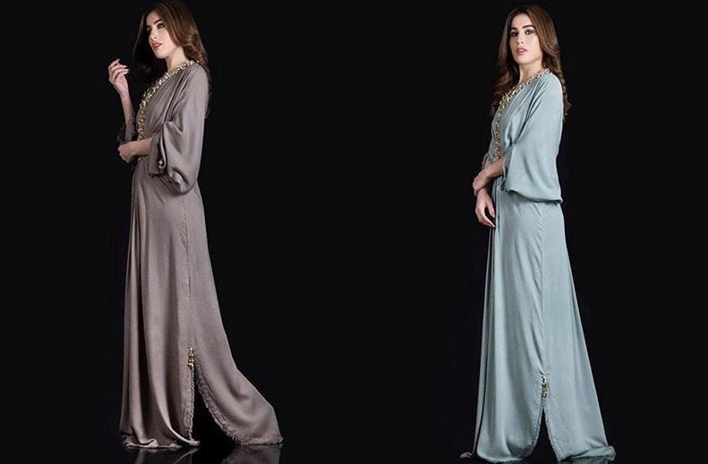 Kaftaan's Winter Designs 2019 From Ayesha Somaya (6)