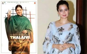 Kangana Ranaut New Look Transformation for upcoming Movie Thalaivi (3)