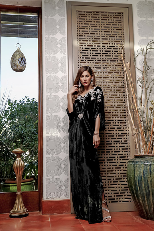 La Amour Winter Wear Collection 2019-20 By Rozina Munib (23)