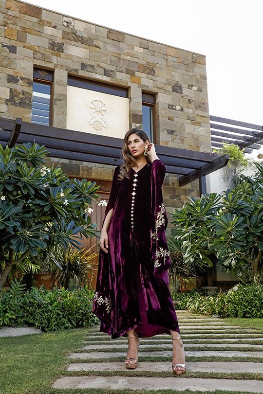 La Amour Winter Wear Collection 2019-20 By Rozina Munib (25)