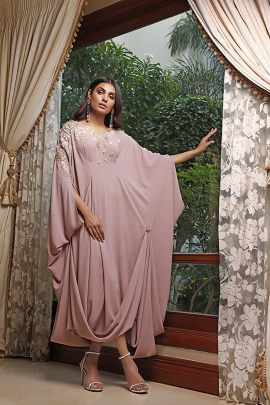 La Amour Winter Wear Collection 2019-20 By Rozina Munib (3)