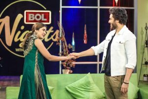 Pakistani Famous Celebrities At Bol Nights with Ahsan Khan (20)