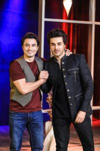 Pakistani Famous Celebrities At Bol Nights with Ahsan Khan (28)