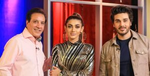 Pakistani Famous Celebrities At Bol Nights with Ahsan Khan (9)