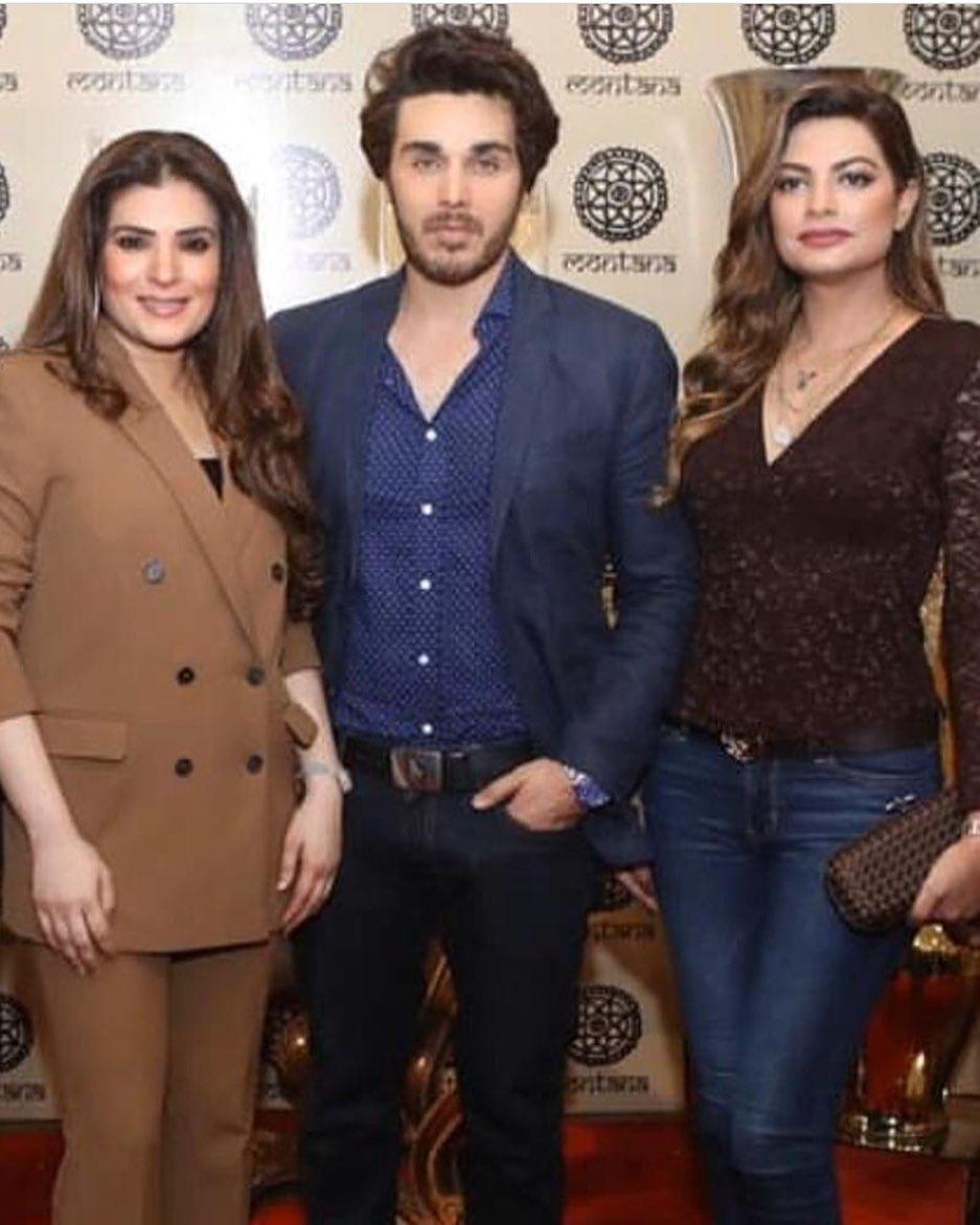 Resham Pakistani Actress Celebrate Birthday Party with Friends (9)