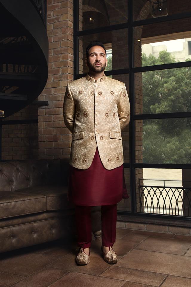 Royal Wedding FallWinter Collection Vol-2 By Shameel Khan (11)