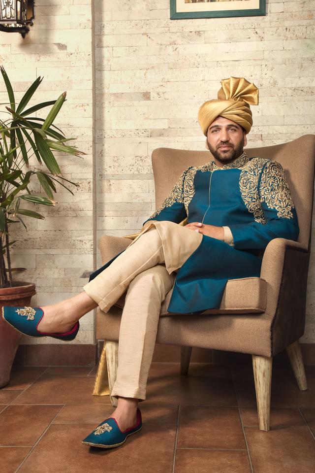 Royal Wedding FallWinter Collection Vol-2 By Shameel Khan (6)