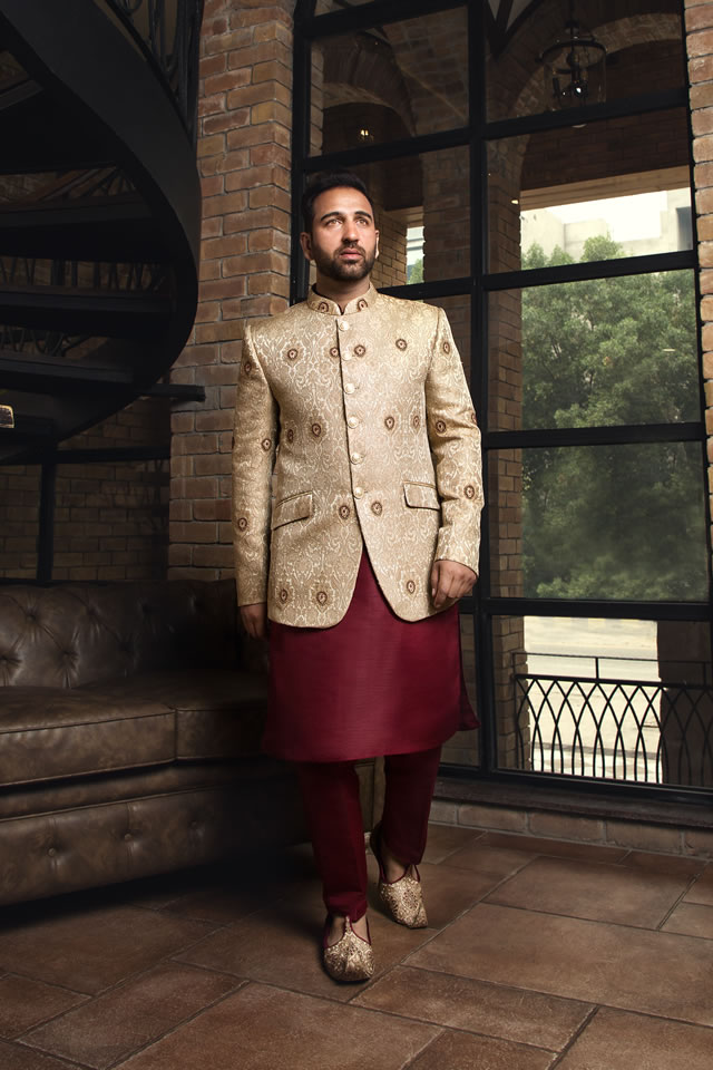 Royal Wedding FallWinter Collection Vol-2 By Shameel Khan (7)