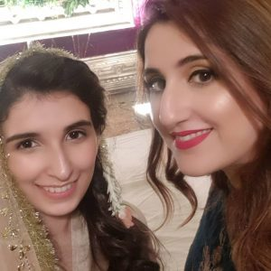 Sami Khan And His Wife Images at a Family Wedding (13)