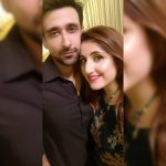 Sami Khan And His Wife Images at a Family Wedding (17)