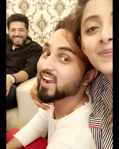 Sanam Chaudhry Actress Nikkah with Singer Somee Chohan Pictures (3)
