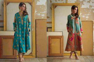 Shamaeel Ansari Present Nation Culture Design Dress (1)