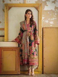 Shamaeel Ansari Present Nation Culture Design Dress (3)