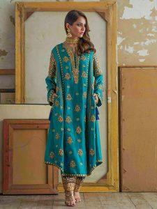 Shamaeel Ansari Present Nation Culture Design Dress (4)